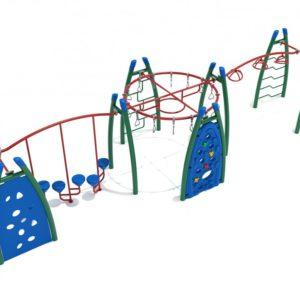 Mount Sinai Playground Structure