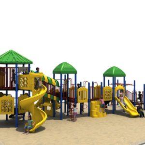 Mystic Falls Playground