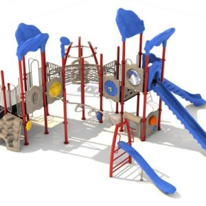 Orange Grove Play Structure