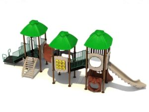 oscar orangutang commercial play structure 1