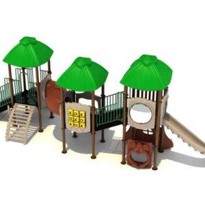 Oscar Orangutang Play Structure