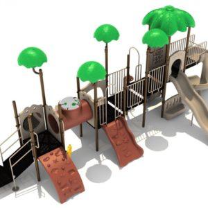 Overland Park Playground Structure