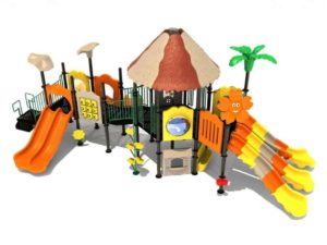 paradise park commercial play structure 1