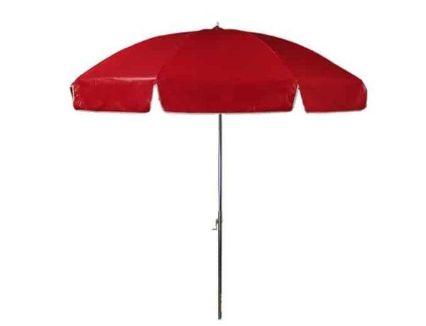 picnic table umbrella patio 1