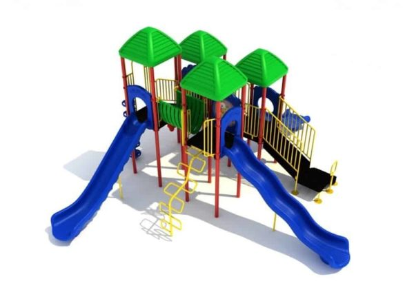 play bound commercial playground 1
