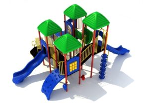 play bound commercial playground 2