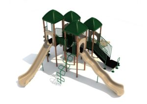 play bound commercial playground 3