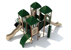 play bound commercial playground 4