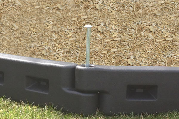 playground commercial border timbers plastic 4 1