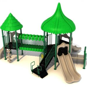 Point Sherman Play Structure