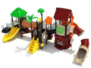 polly parrot commercial play structure 1