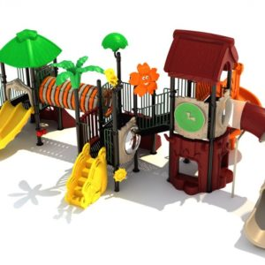 Polly Parrot Play Structure