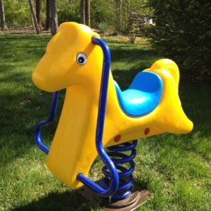 Pony Spring Rider