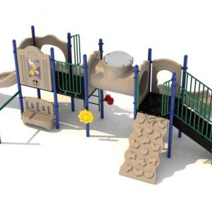 Portland Playground Structure