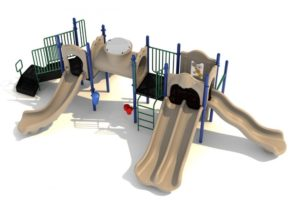 portland commercial playground structure 2