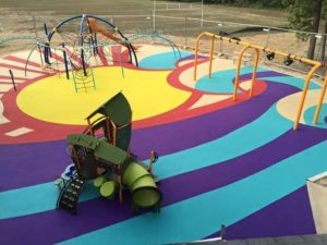 poured in place rubber playground surfacing 2 1