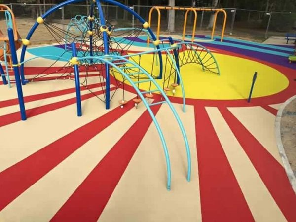 poured in place rubber playground surfacing 3 1