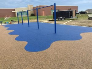 poured in place rubber playground surfacing 4 1
