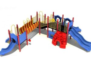 princeton commercial playground structure 1