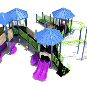 Quaker Mill Play Structure