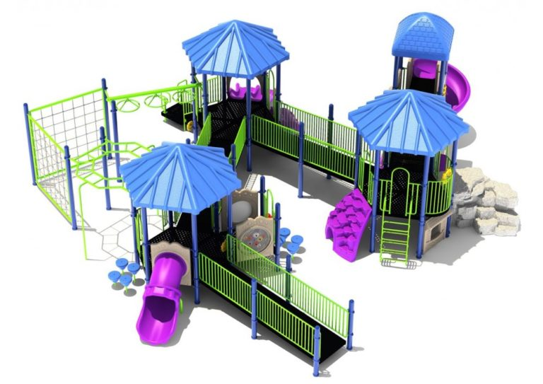 quaker mill commercial play structure 2