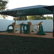 Rectangle Shade Structure