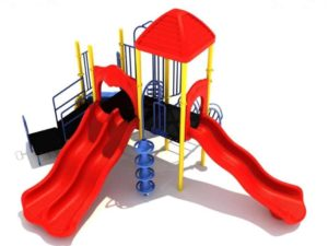 renton commercial playground structure 1