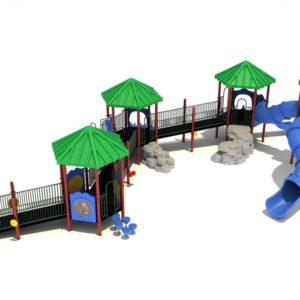 Riverbend Run Play Structure
