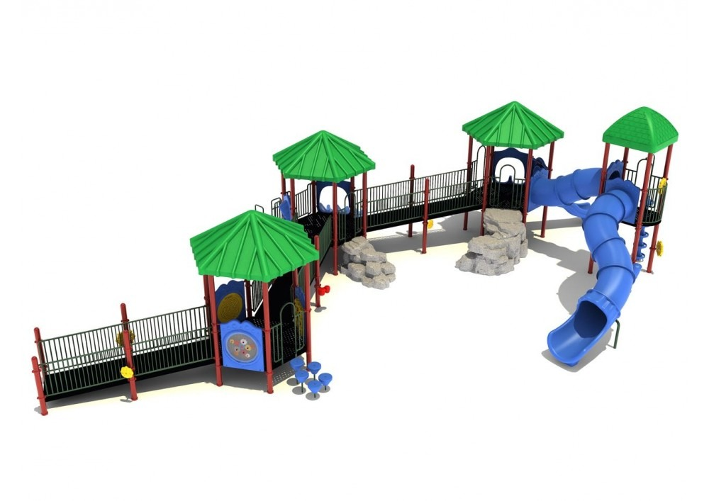 riverbend run commercial play structure 1