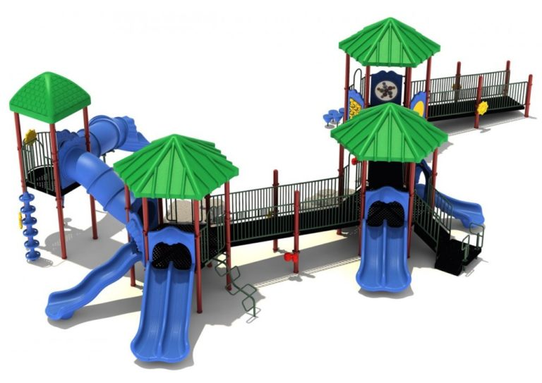 riverbend run commercial play structure 2
