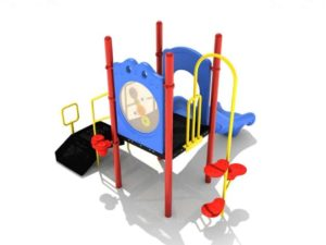 rochester commercial playground structure 1