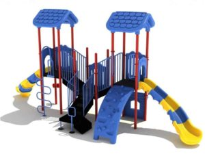 salem commercial playground structure 1
