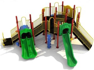 san luis commercial playground structure 1