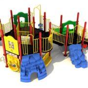 San Luis Playground Structure