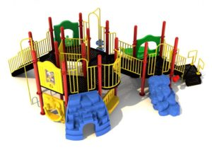 san luis commercial playground structure 2