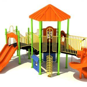 Sanford Playground Structure