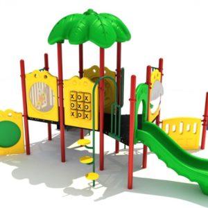 Santa Clara Playground Structure