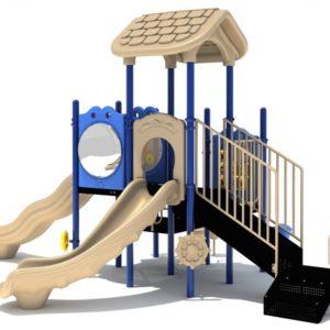 Santa Cruz Playground Structure