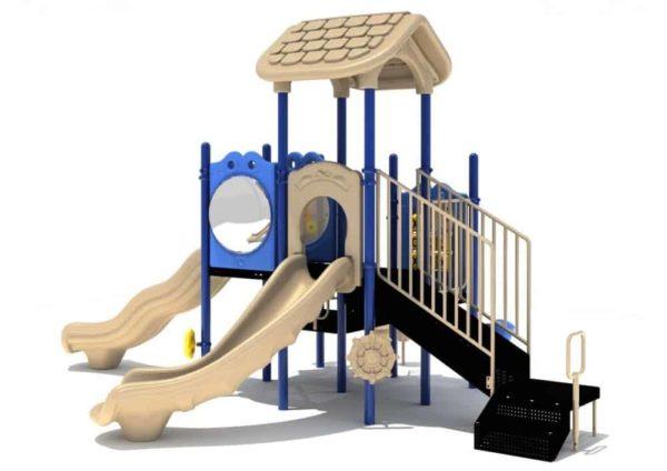 santa cruz commercial playground structure 1