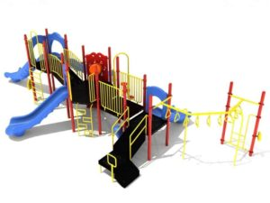 santa monica commercial play structure 1