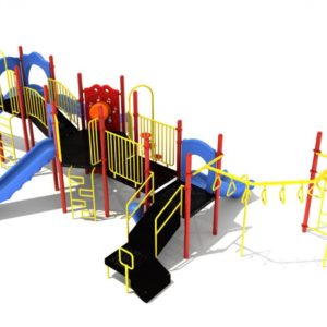 Santa Monica Play Structure