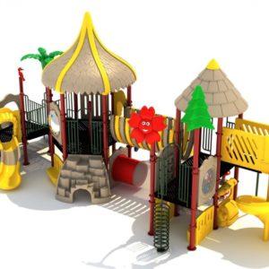 Seahorse Key Playground Structure