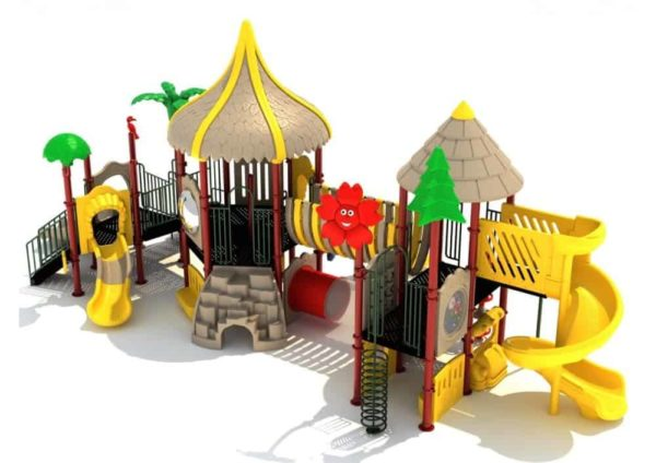 seahorse key commercial playground structure 1