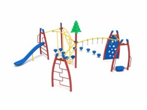 sears bellows commercial playground structure 1
