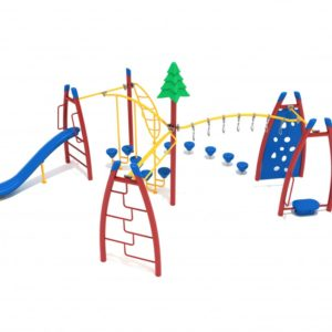 Sears Bellows Playground Structure