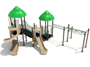 shasta commercial play structure 1