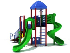 slide to slide commercial playground 1