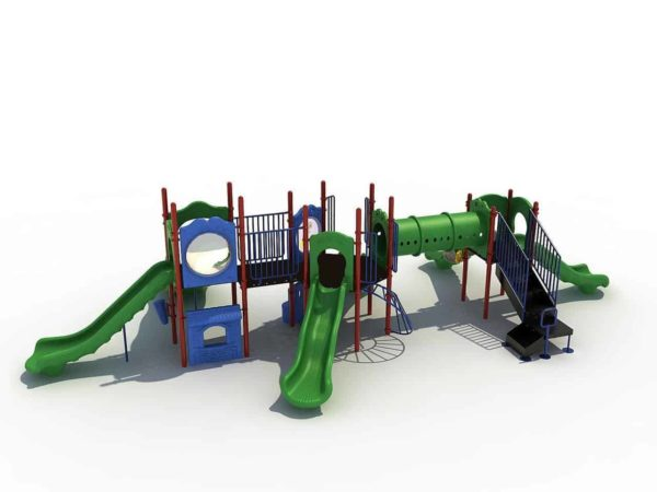 slides of fury commercial play system 2