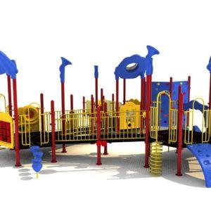 Snow Line Playground