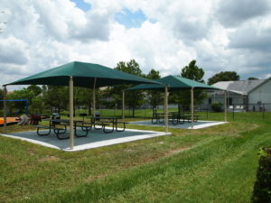 square commercial shade structure 4